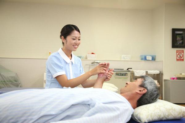 特養での介護の仕事